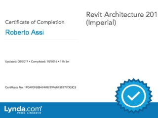 RevitArchitecture2016EssentialTraining(Imperial)_CertificateOfCompletion