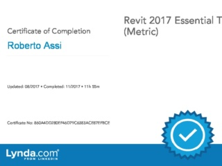 Revit2017EssentialTraining_Architecture(Metric)_CertificateOfCompletion