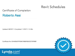 RevitSchedules_CertificateOfCompletion