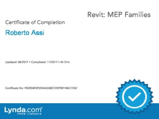 Revit_MEPFamilies_CertificateOfCompletion